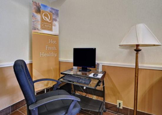Quality Inn: Business Center NC