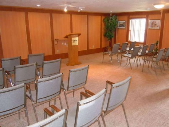 Bays Inn & Suites Baytown: Meeting Room