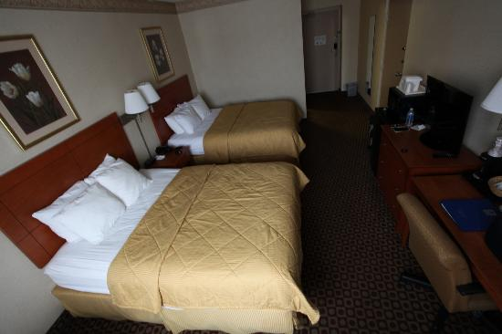 Comfort Inn Airport : Room 130