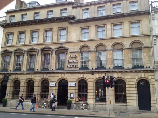 The Old Bank Hotel Oxford Deals