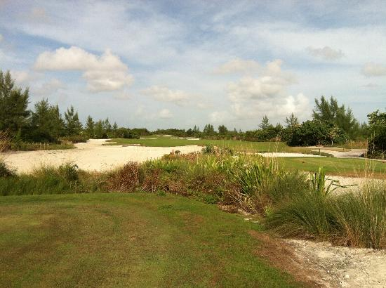 Sandals Emerald Bay: Golf Course