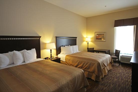 BEST WESTERN River Inn: Guest Room