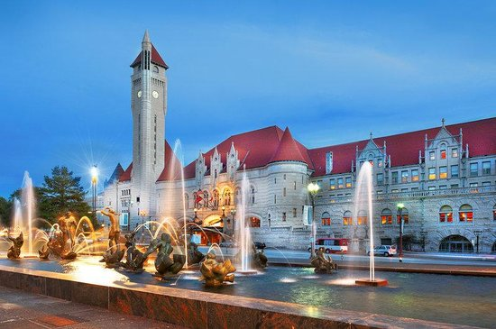 St. Louis Union Station - a DoubleTree by Hilton Hotel Photo
