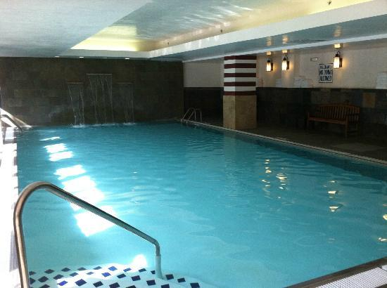 The Read House Historic Inn And Suites: indoor pool