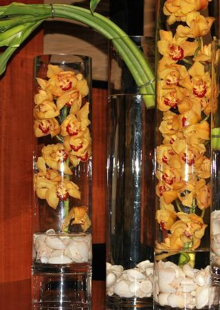 Ritz-Carlton South Beach: Flower arrangement