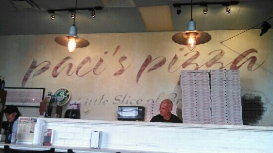 Paci's Pizza
