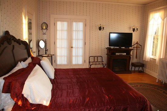 Bayside Bed and Breakfast: Suite (mit direktem Zugang zu Badezimmer) mit Balkon