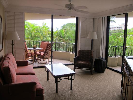 Four Seasons Resort Maui at Wailea: Garden View suite