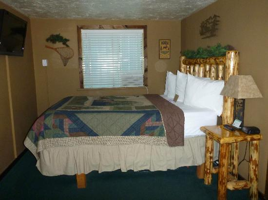 Evergreen Motel (West Yellowstone) - camera