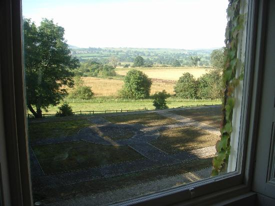 Thorney Hall Bed and Breakfast: View over Yorkshire Dales