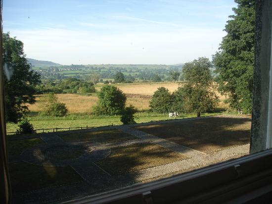 Thorney Hall Bed and Breakfast: View