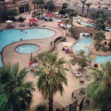 Quechan Casino Resort: View from the room