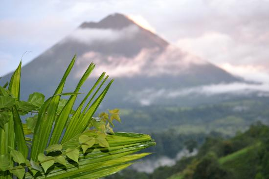 The Springs Resort and Spa at Arenal: Arenal Volcano