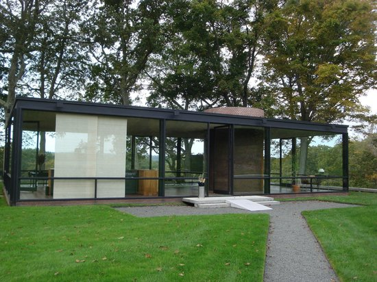 the philip johnson glass house new canaan ct on tripadvisor hours address top rated. Black Bedroom Furniture Sets. Home Design Ideas