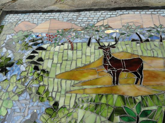 Ross and Cromarty, UK: Mosaic