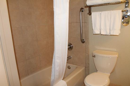 Holiday Inn Express San Diego Airport - Old Town: clean bathroom