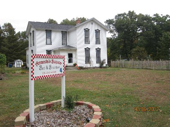 Amanda's Bequest - A Heritage Immersion Bed & Breakfast: Amanda's Bequest
