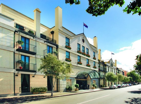 The Langham, Sydney: Hotel Exterior