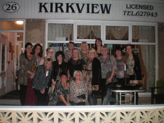Kirkview: Girls on Tour