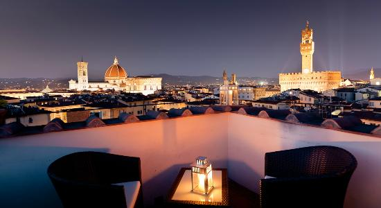 Photo of Torre Guelfa Hotel Florence