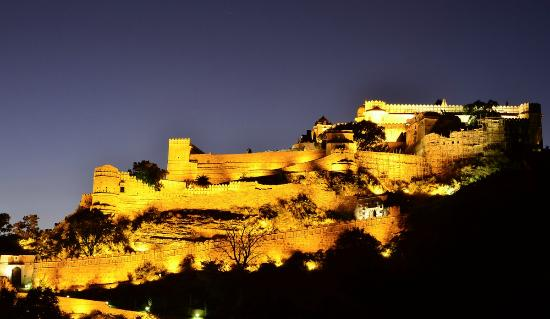 Sound Amp Light Kumbhalgarh Fort Picture Of Club