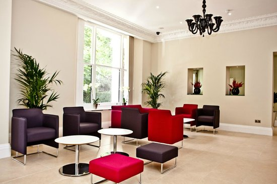 London House Hotel: Lobby