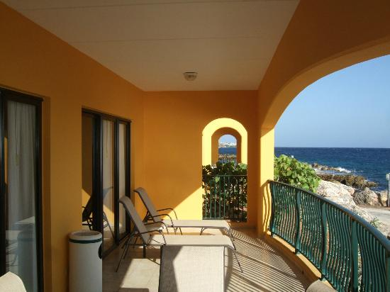 Our Balcony Picture Of The Royal Sea Aquarium Resort