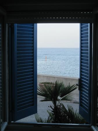 La Rotonda Sul Mare: View from bedroom