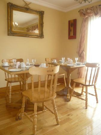 Knock, Ireland: Dining Room