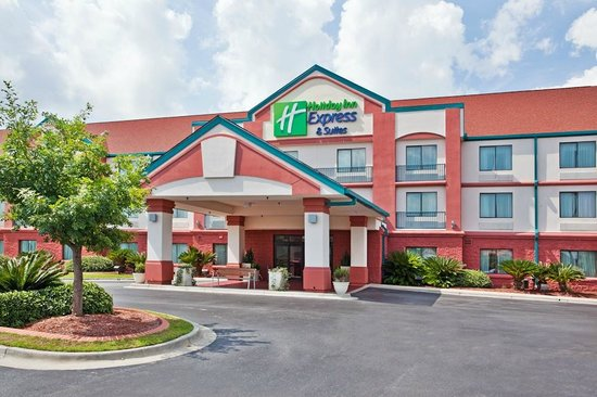 ‪Holiday Inn Express & Suites - Savannah South I-95‬
