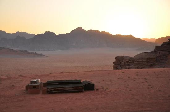 Enjoy Wadi Rum Bedouin Camp