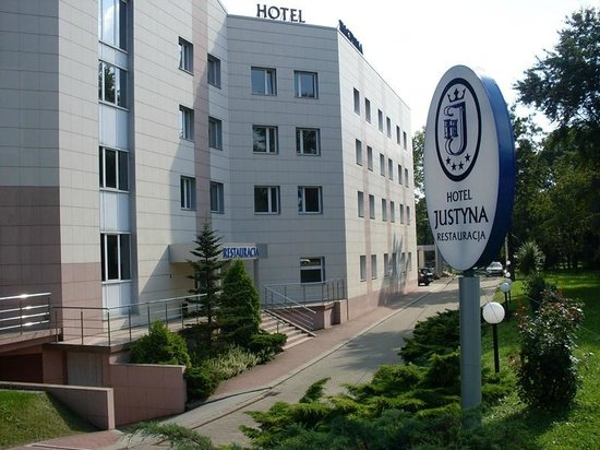 Justyna Hotel