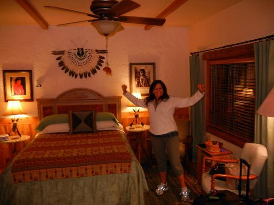 Grand Canyon Bed and Breakfast : Nancy's favorite B&B - Grand Canyon B&B Williams AZ