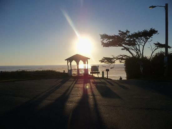 Kalaloch Lodge: Gazebo