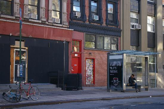 East Village Bed and Coffee: Home away from home