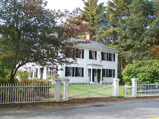 Bed And Breakfast Concord Nh