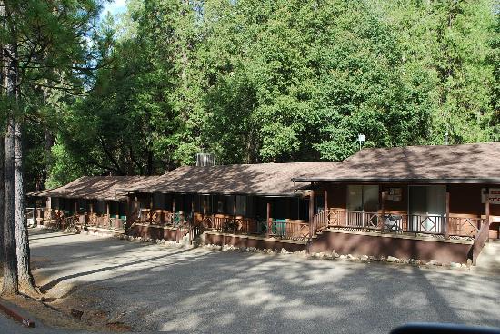 Gold Country Campground and Resort: The Motel portion of the campground