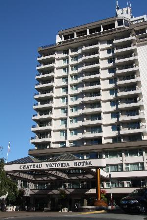 Chateau Victoria Hotel and Suites: Hoteleingang
