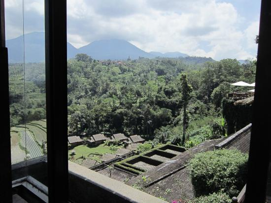 Baturiti, Indonesia: view from resto