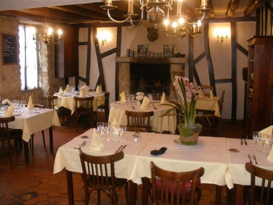 La vieille auberge sivry courtry 19 route nationale 105 for Auberge de la vieille maison