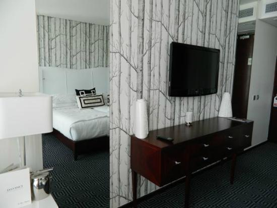 DaVinci Hotel and Suites: TV