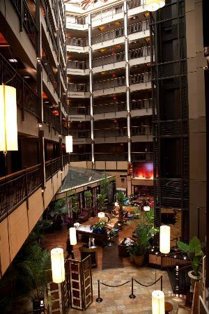 Soho Grand Hotel: Main Atrium