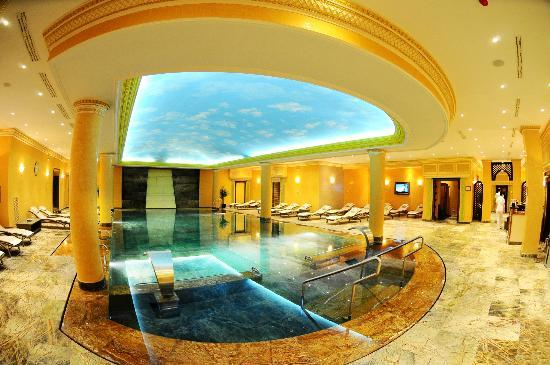 Swiss Diamond Hotel Prishtina Wellness