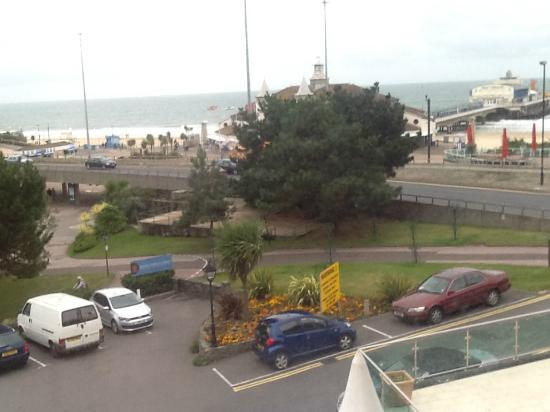 Photo From Romm 213 Showing Nearness To Pier The Hermitage Hotel Bournemouth Bournemouth