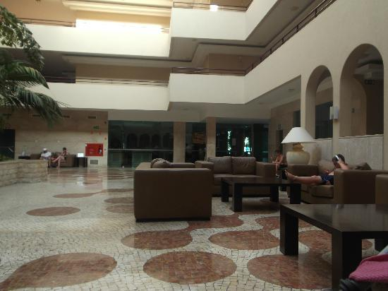 Luna Forte da Oura: Wi Fi available in the lobby