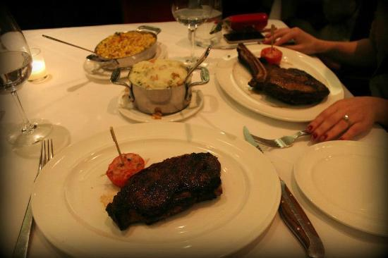 Chicago Cut Steakhouse Chicago Menu Prices