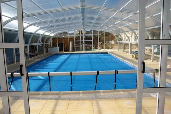 Piscine chauff for Camping toulouse piscine