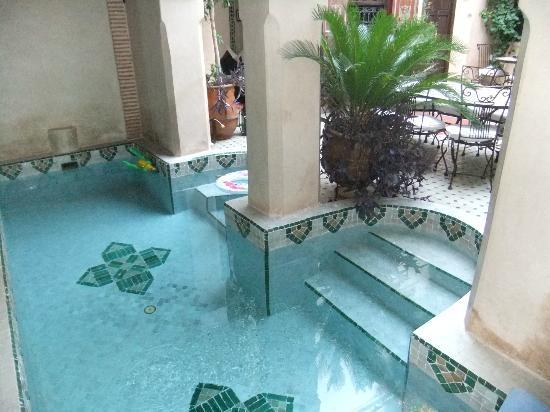 Riad Anabel: Pool