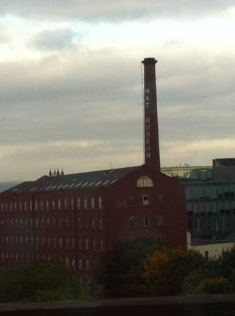 Stockport, UK: hat works museum