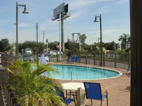 Holiday Inn Express &amp; Suites Tampa USF-Busch Gardens: Pool
